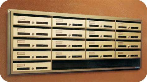 cassette lettere incasso casellario postale per interno da appendere o incasso