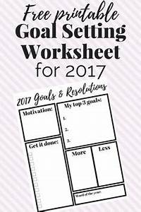 goal setting worksheets for kids adults new year39s With smart goal worksheet pdf