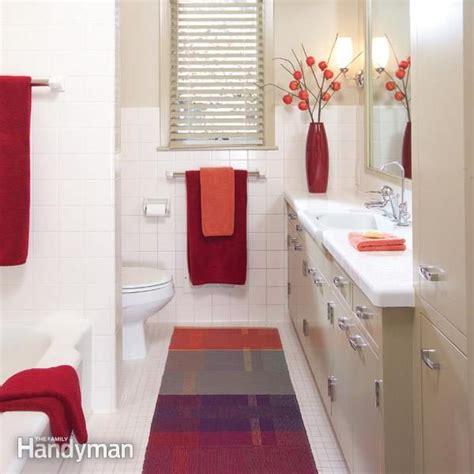 renovate   bathroom  family handyman