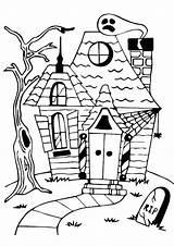 Coloring Haunted Mansion Spooky Printable Rip Vampire Luigi Bat Printables Drawing Getcolorings Getdrawings Sheet Scary Colorings Drawings Para sketch template