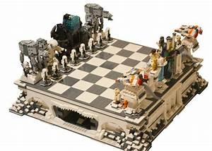 Star Wars Lego chess set.   Lego Fun   Pinterest