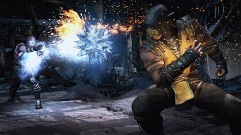 mortal kombat scorpion character   video games