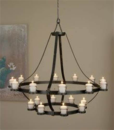 zspmed of candle chandelier non electric
