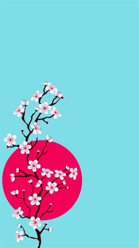pin  liza patrick  cute wallpaper   cherry