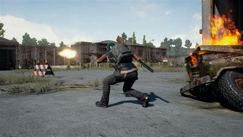 Playerunknown's Battlegrounds Beat Cs
