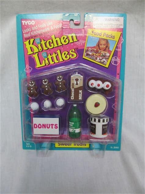 brand   barbie tyco kitchen littles sweet treats