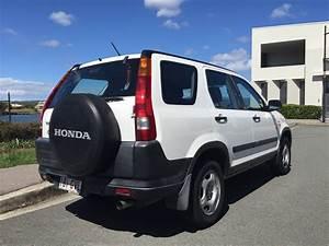 2002 Honda Cr-v -  5 000