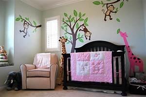 Baby, M, U0026, 39, S, Jungle-themed, Nursery