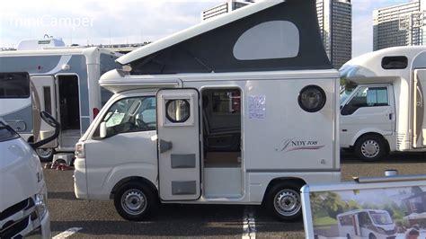 軽 キャンピングカー バロッコ
