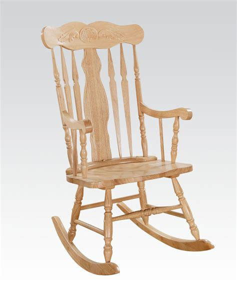 rocking chair in by acme furniture ac59300