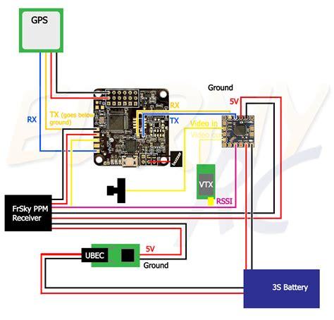 Naze Rev Wiring Diagram