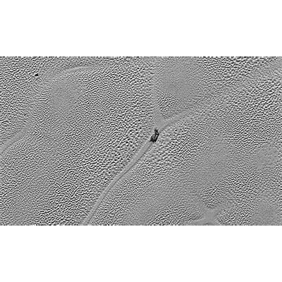 Frozen canyons found on Pluto's North PoleBack to