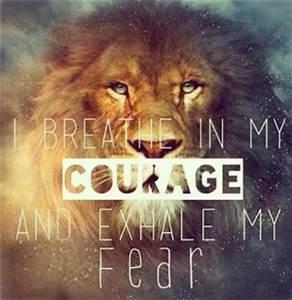 Brave As A Lion Quotes. QuotesGram