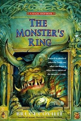 monsters ring magic shop   bruce coville reviews discussion bookclubs lists