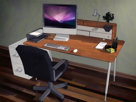 How To Organize Your Desk 13 Steps (with Pictures)  Wikihow. Fold Away Table And Chairs. Replacement Desk Top. Alternative Desk Chairs. Tall Table With Stools. What Is The Spanish Word For Desk. Reclaimed Wood L Shaped Desk. Cheap Writing Desks For Sale. Bush Envoy Corner Desk
