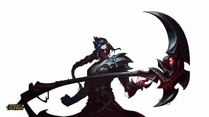 Kayn Reaper Shadow League Legends Deviantart Splash