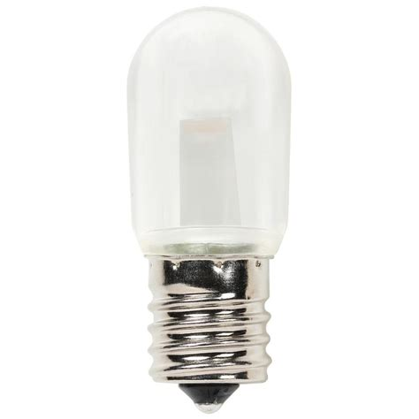 westinghouse 15w equivalent clear t7 led light bulb