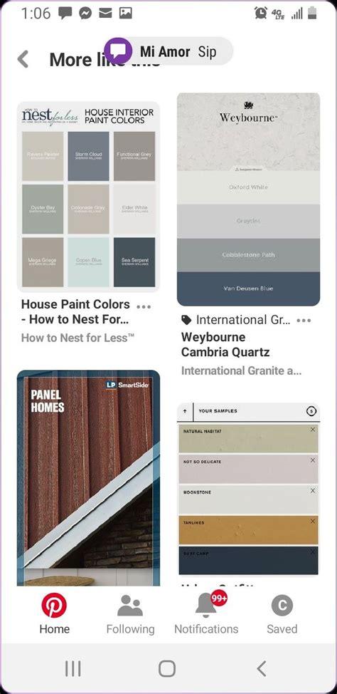 idea  claudia garcia moreno   home paint colors