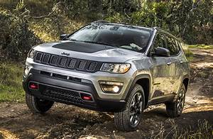 2018 Jeep Compass - Overview