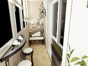 Comment Décorer Son Appartement : 15 projets int ressants afin de mieux am nager son balcon ~ Premium-room.com Idées de Décoration