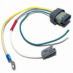 Part   925606 Ford Wiring Plug Combo For 3g Series Alternators  For Easy Wiring Of Ford 3g