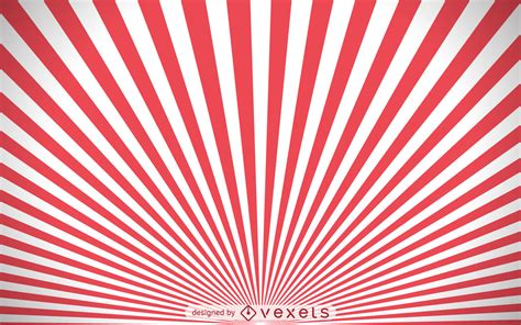 Red And White Starburst Background  Vector Download