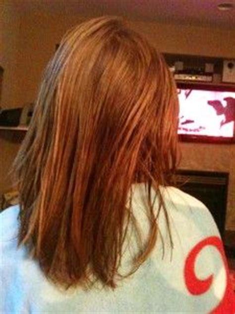 easy diy  minute layered haircut kid  august