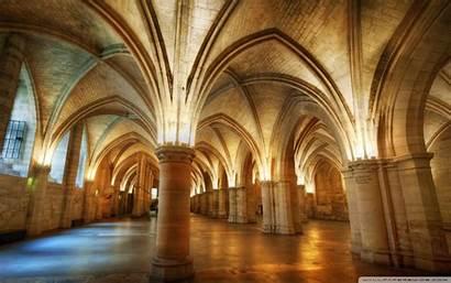 Conciergerie Paris France Cathedral Nikon Prison Chapelle