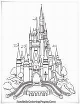 Coloring Castle Frozen Pages Pdf sketch template