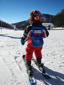 Using A Ski Harness The Right Way