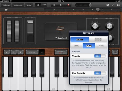 Garageband Keyboard Controller by Garageband For Tutorial Setting Up Recording Midi