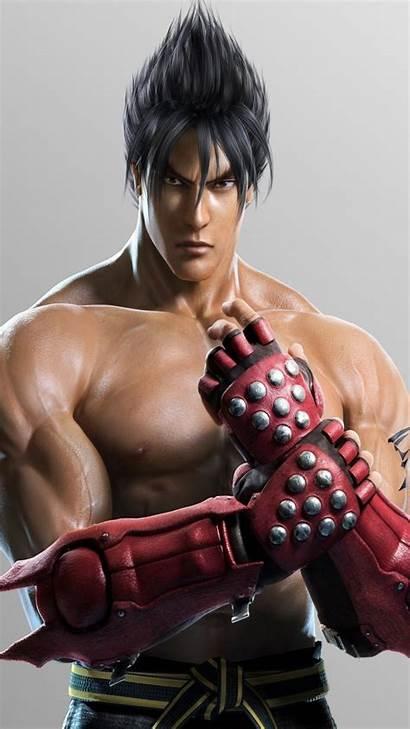 Tekken Jin Kazama Wallpapers Games Fighting Tag