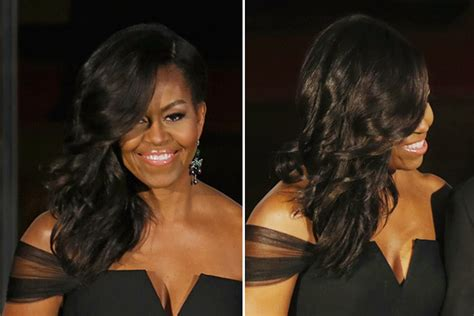 Michelle Obama's New Hairstyle