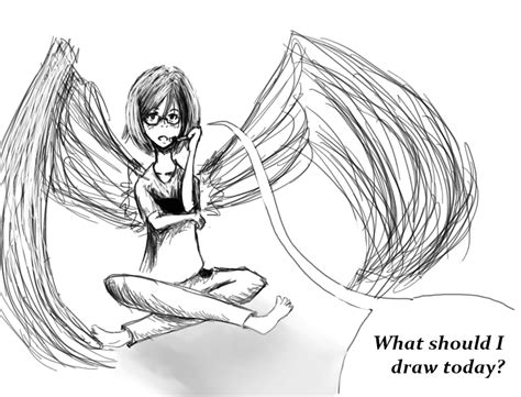 What Should I Draw Today? By Flownby On Deviantart