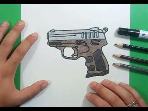 Para imprimir la imagen deseada, coloque el cursor sobre ella y haga clic en el icono de la. Como dibujar una pistola paso a paso 5 | How to draw a gun 5 - YouTube