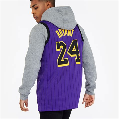 The los angeles lakers have won the 2020 nba finals! Mens Replica - Nike NBA Kobe Bryant Los Angeles Lakers ...