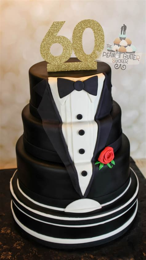 birthday tuxedo cake  images  birthday