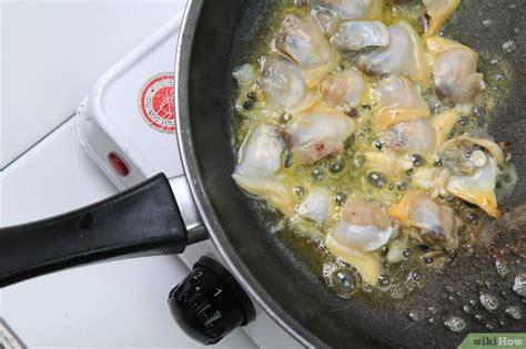 cuisiner palourdes 5 ères de cuisiner des palourdes wikihow