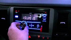 Jvc Kw R400  Su Lancia Musa