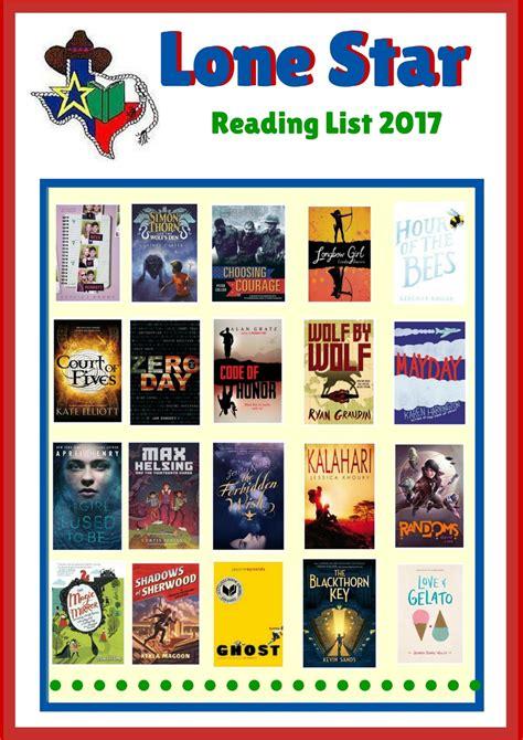 texas lone star reading list