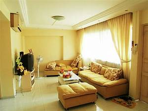 25 traditional yellow living room interior design ideas With colour it yellow living room