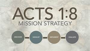 Resource  Acts 1 8 Mission Strategy