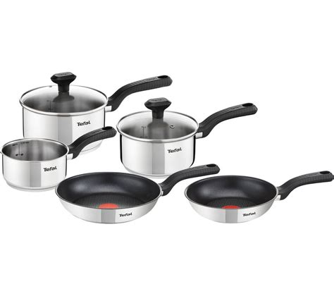 tefal 5 set shop for cheap cookware utensils and save