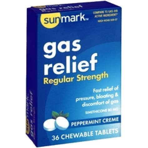 Sunmark Gas Relief 1722511