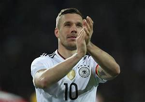 Lukas Podolski: Wenger is Arsenal, he built the club from ...