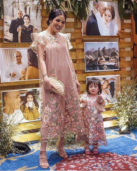 inspirasi baju couple mama  anak  nggak