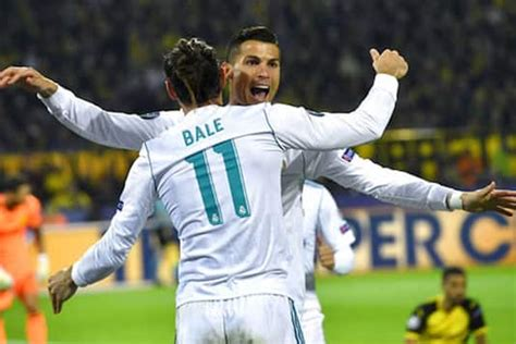 Champions League: Ronaldo Breaks New Ground as Real Madrid ...