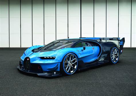 Bugatti Vision Gran Turismo Isn't The Veyron Successor We