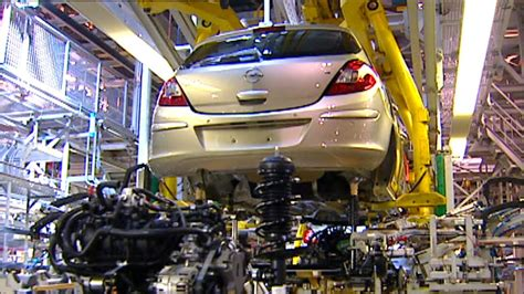 Opel Productions by Opel Saragossa Production Line 2011