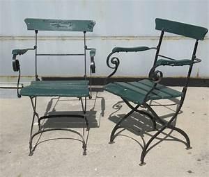 Chaise Fer Et Bois : fauteuil de jardin grosfillex blanc ~ Dailycaller-alerts.com Idées de Décoration